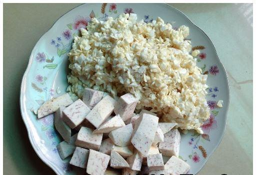Ngon, Cách Nấu Chè Bắp Khoai Môn Và Chè Bắp Non Sữa Dừa